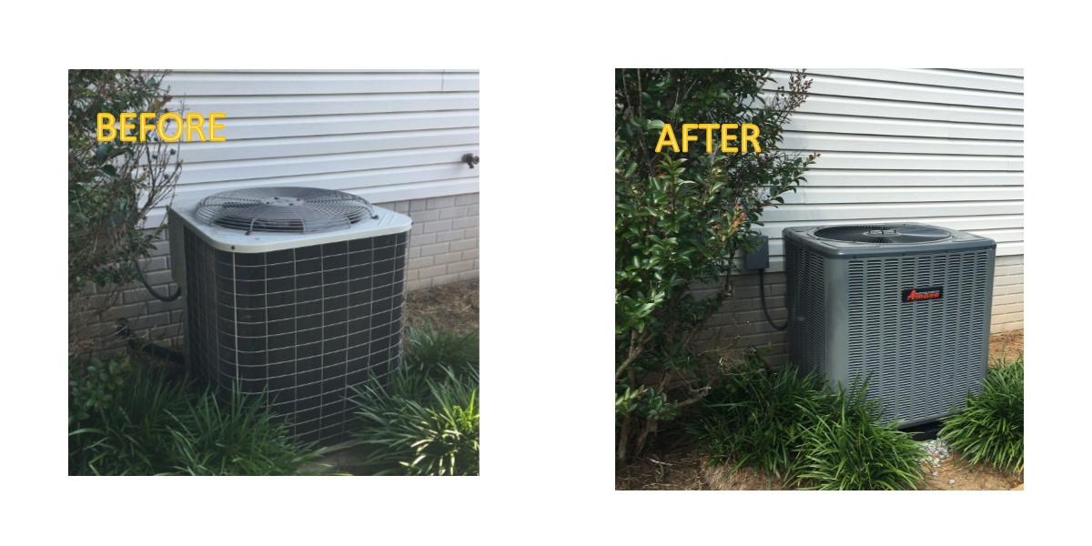 heating air conditioning waynesboro pa
