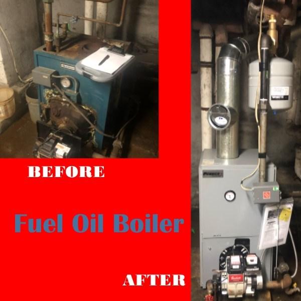 Boiler Replacement in Waynesboro, PA