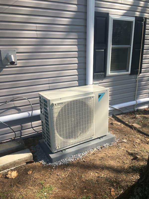 Ductless Heat Pump Installation in Smithsburg, MD