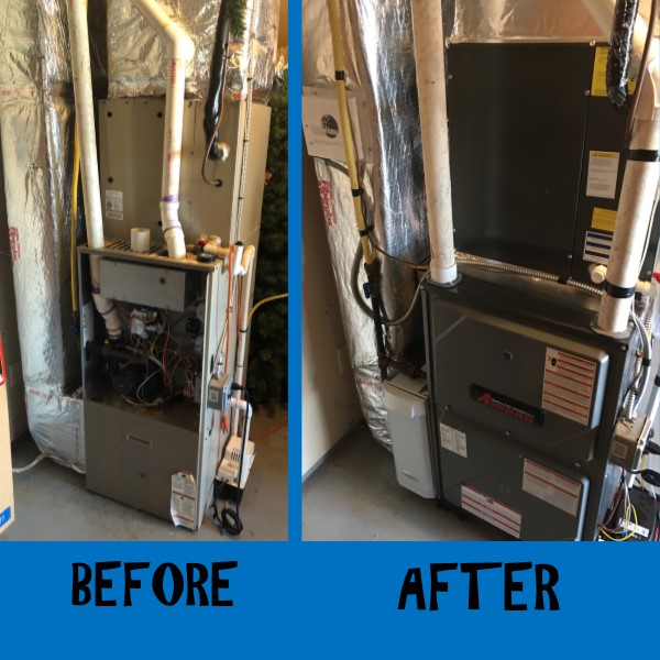 furnace replacement Greencastle, PA