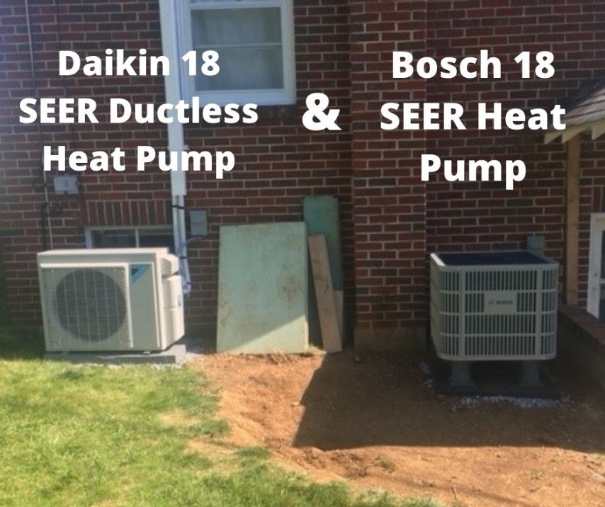 Heating and Cooling System Installation in Smithsburg, MD